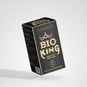 Bio King – Điều trị yếu sinh lý ở nam giới