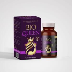 Bộ Sản Phẩm Bio Queen – Giải pháp hồi xuân