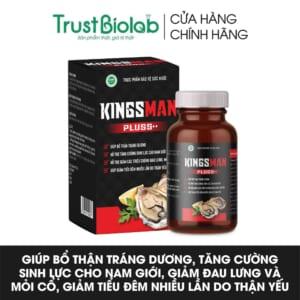 Kings man Pluss++ – Sinh lý ở nam giới