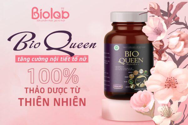 BioQueen Pluss++ – Giải pháp hồi xuân